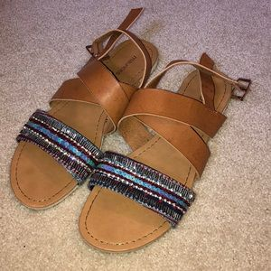 Maurice's Sandals